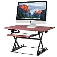 Deals on Halter ED-257 Preassembled Height Adjustable Desk