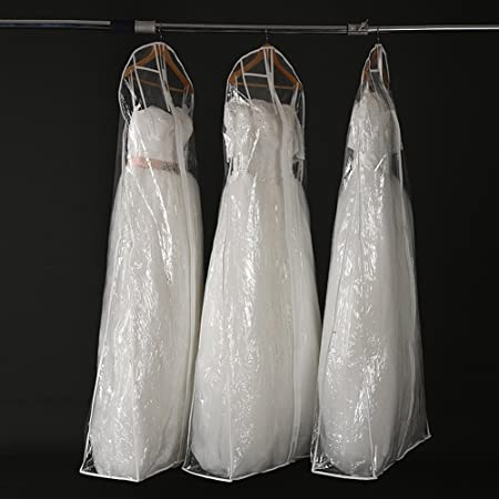 Sue Supply robes de mariage Couverture transparente