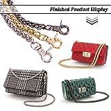 Swpeet 3Pcs Luxury Fashion 47 Inch Replacement