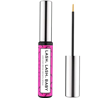 6ed161f14c3 Amazon.com: Eyelash Growth Serum - Lash Energizer Treatment For Growing  Natural Lavish Lashes And Eyebrows - Best Lash Growth Serum With  Hypoallergenic ...