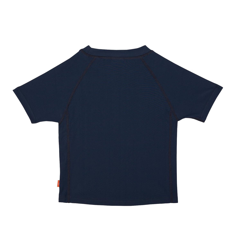 Aqua L/ässig 1431005502 Baby Short Sleeve Rashguard Kurzarmshirt gr/ün 3 Jahre