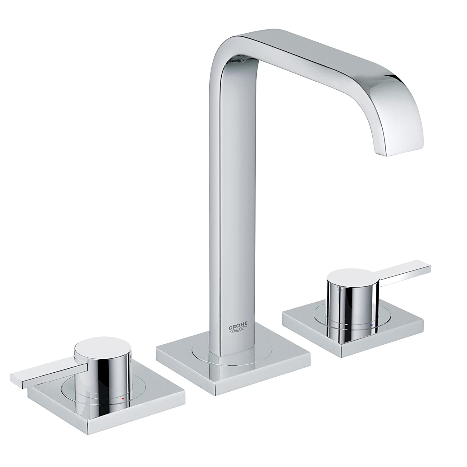 Grohe 20191000 Allure 2-handle Bathroom Faucet - 1.5 GPM - Touch On ...