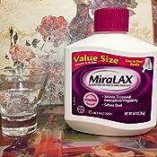 Amazon Com Miralax Powder Laxative 45 Doses 26 9 Ounce
