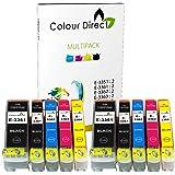 Colour Direct - 2 Impostato - 33XL Compatibile cartucce d' Inchiostro Sostituzione Per Epson XP-530 XP 540 XP 630 XP 635 XP 640 XP 645 XP 830 XP-900 stampanti. Sostituisce serie arancia. 2 X 2 X 3351 3361 X 3362 2 2 X 2 X 3363 3364