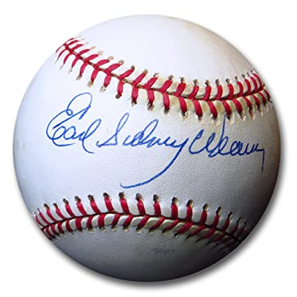 58d723231d5 Image Unavailable. Image not available for. Color  Earl Weaver Signed  Autographed Al Baseball ...