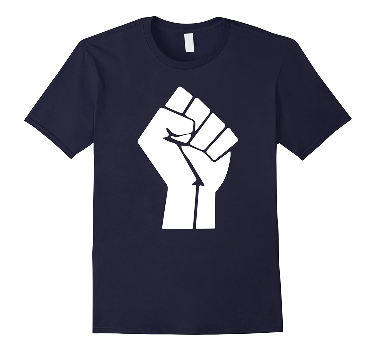Raised Fist - Black Power T-Shirt-T-Shirt