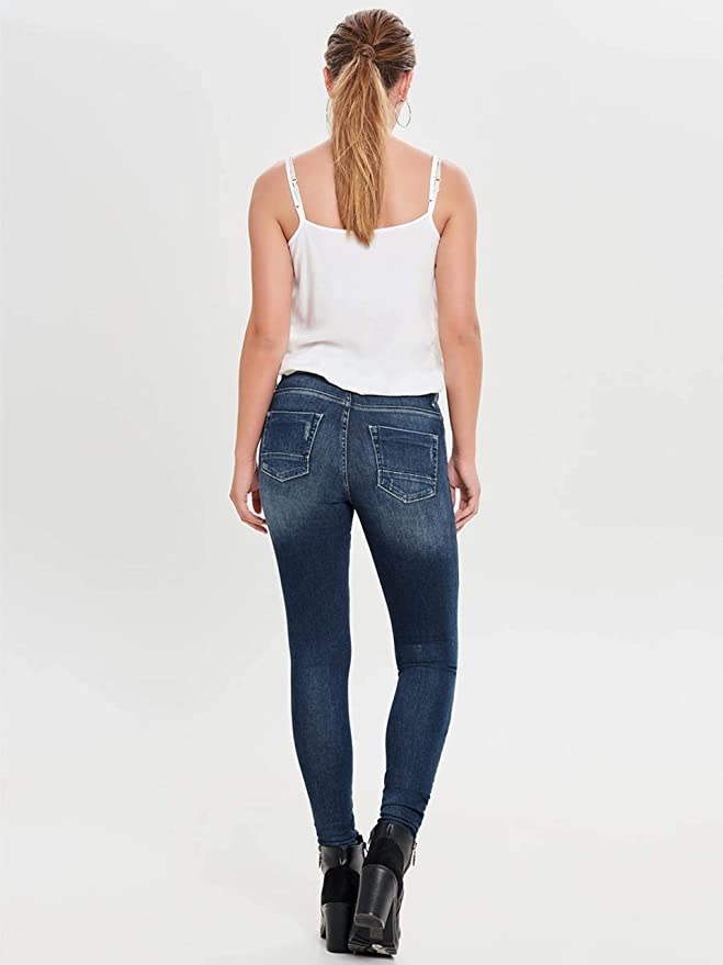 Only jeansy damskie Skinny: Odzież