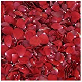 Bridal Red Rose Petals - 30 cups Rose Petals. Wedding Rose Petals from Flyboy Naturals