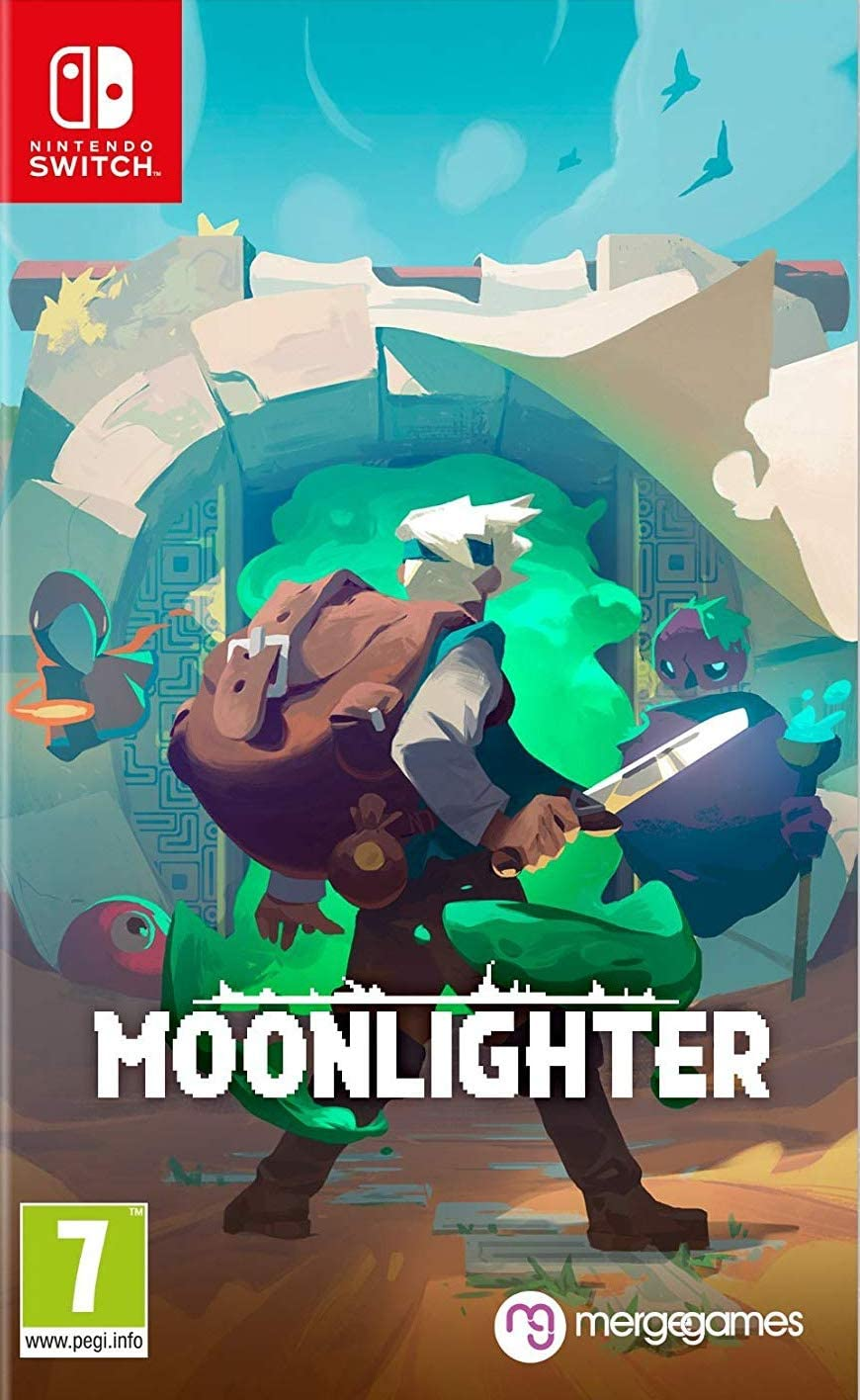 Moonlighter: Amazon.es: Videojuegos