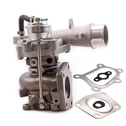 maXpeedingrods Turbo Turbocharger Turbocompresor de Motor 2.3L MZRDISI L3M713700C: Amazon.es: Coche y moto