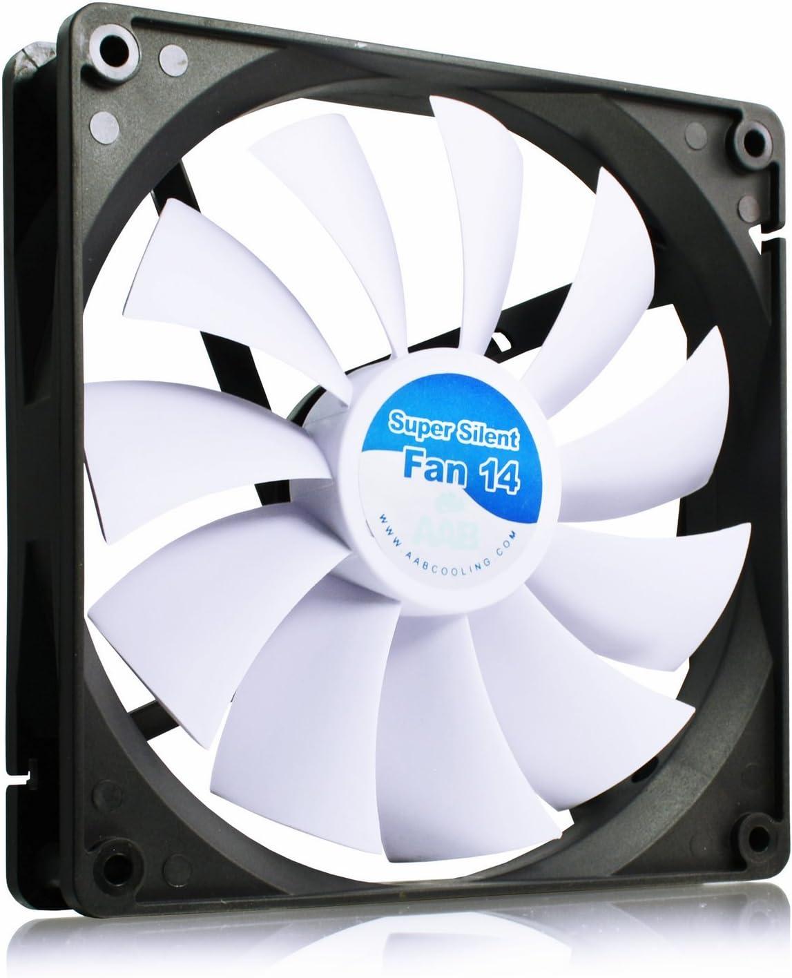3D Printer Accessories Quiet Fan Silent and Efficient 50mm Fan with 4 Anti-vibration Pads 3D Printer Fan Silent Case Fan AAB Cooling Super Silent Fan 5