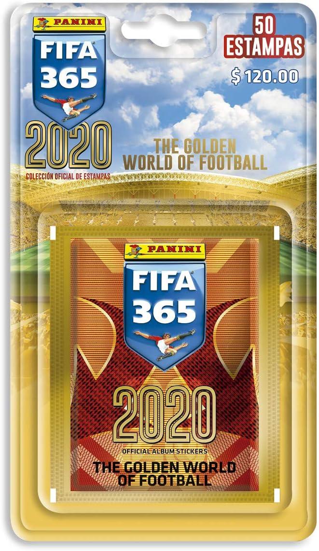 Panini - FIFA 365 2019-20 - Blister de 8 Fundas, 2530-038: Amazon ...
