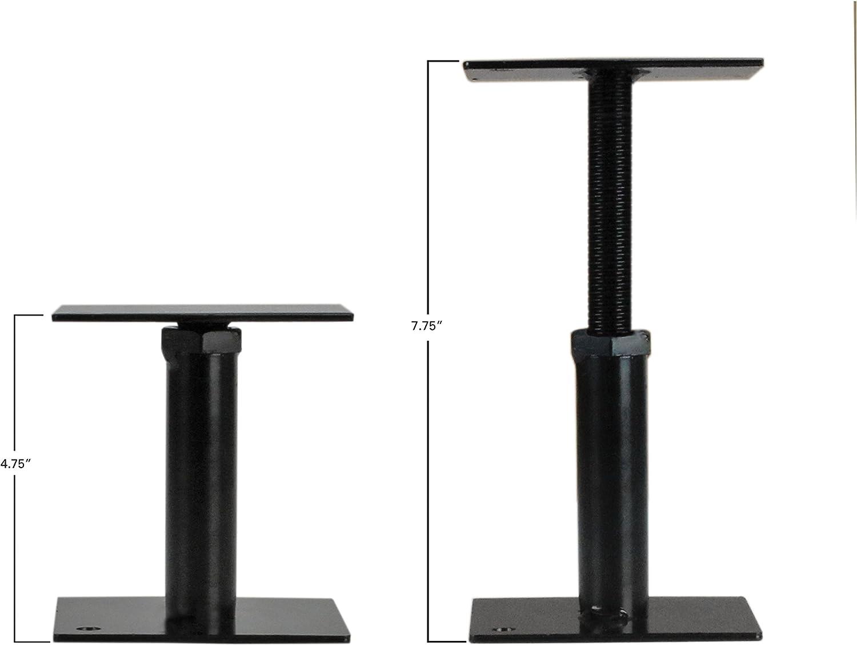 4-5//8 to 8 Extra-Large Platform RV Save-A-Step Brace 2PK PEAKTOW PTR0009 1000lb