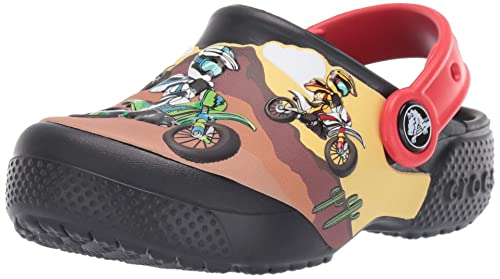 1786fec0b Amazon.com | Crocs Kids' Boys and Girls Motorsport Clog | Clogs & Mules