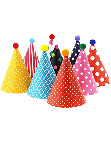 dd2940c90d1 Amazon.com  Party Hats  Toys   Games