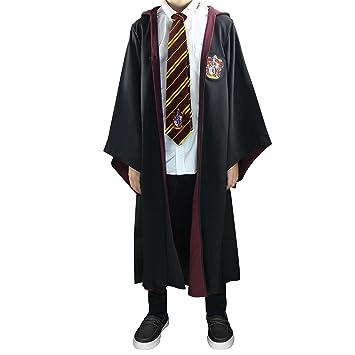 Harry Potter - Capa - Oficial -Cinereplicas (Medium Adultos, Gryffindor)