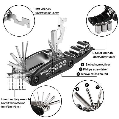 Tool Removal Tool compact design Repair Socket Sturdy Bike Fashion New