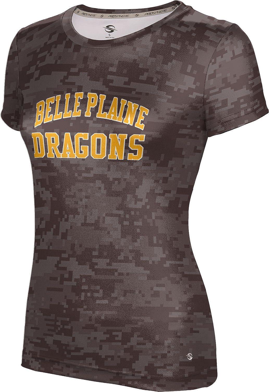 ProSphere Women's Belle Plaine High School Digital Tech Tee