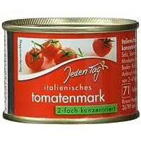 Jeden Tag Tomatenmark 2-fach, 2er Pack (2 x 71 ml)