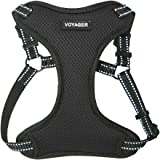 Best Pet Supplies Voyager Step-in Flex Dog Harness - All Weather Mesh, Step in Adjustable Harness for Small and Medium…