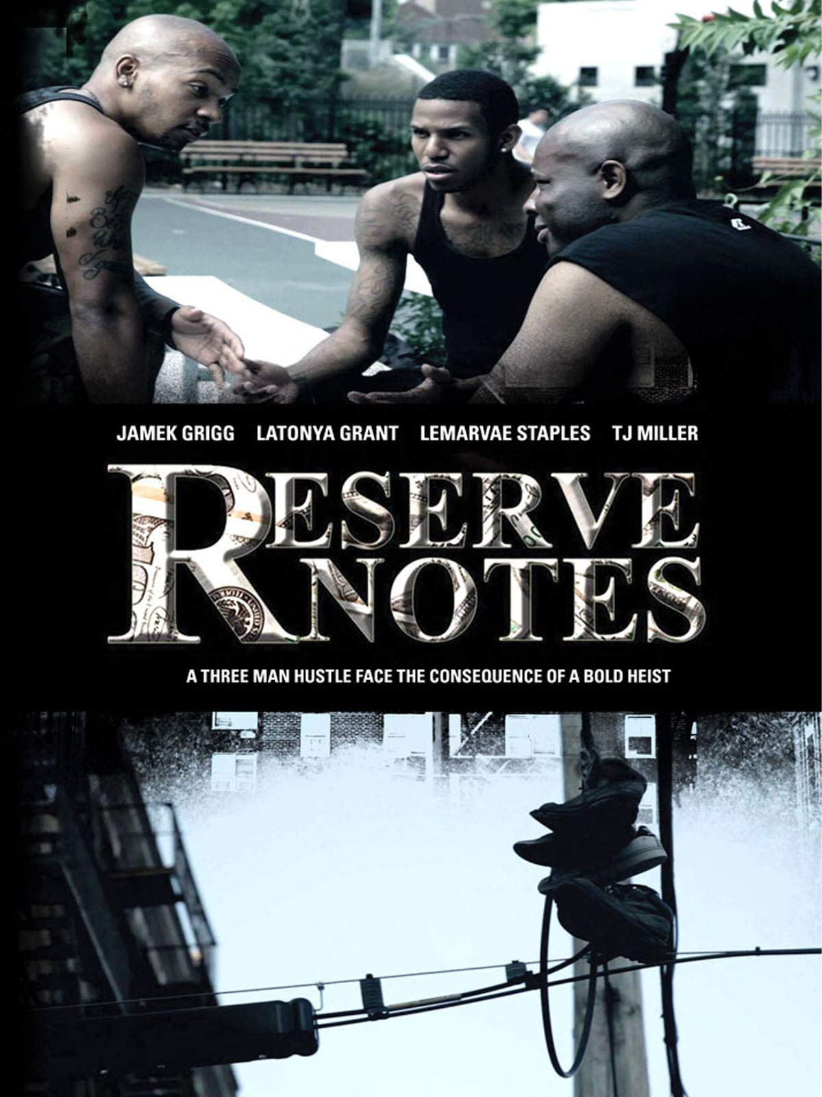 Reserve Notes on Amazon Prime Video UK