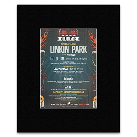 DOWNLOAD FESTIVAL - 2014 - Linkin Park Fall Out Boy (14th June) Mini