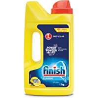 Finish Dishwasher Detergent Powder Lemon, 1kg
