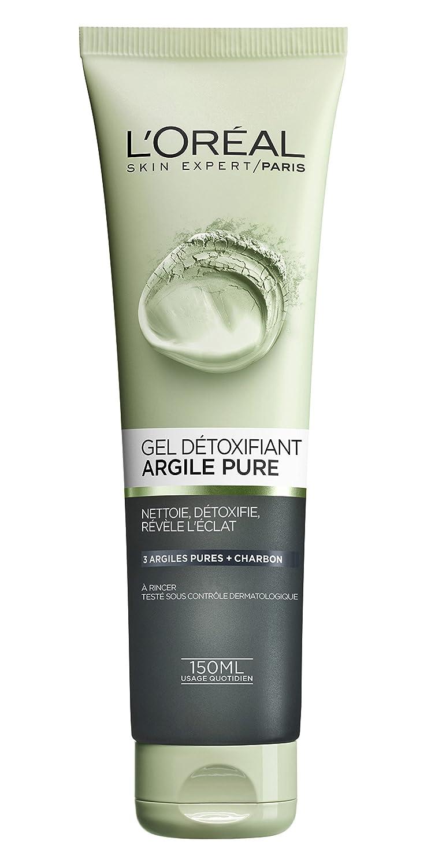 L\'Oréal Paris Gel Détoxifiant Visage Argile Pure 150 ml L' Oréal Paris 3600523430994