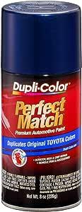 Dupli-Color EBTY16237 Dark Blue Pearl Toyota Exact-Match Automotive Paint - 8 oz. Aerosol