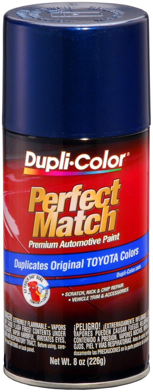 Dupli-Color BTY1623-6 PK (EBTY16237-6 PK) Dark Blue Pearl Toyota Exact-Match Automotive Paint - 8 oz. Aerosol, (Case of 6)