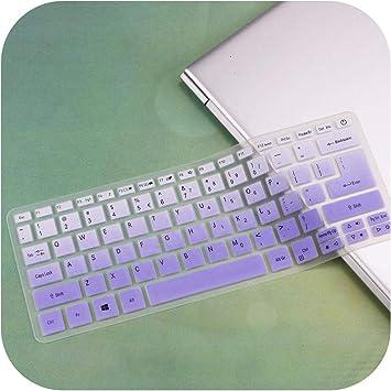 Fadepurple- Carcasa para Acer Switch 5 Sw512 52 55Yd / Switch ...