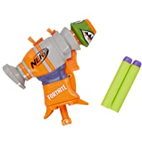 Deals on NERF Fortnite RL MicroShots Dart-Firing Toy Blaster and 2-Darts