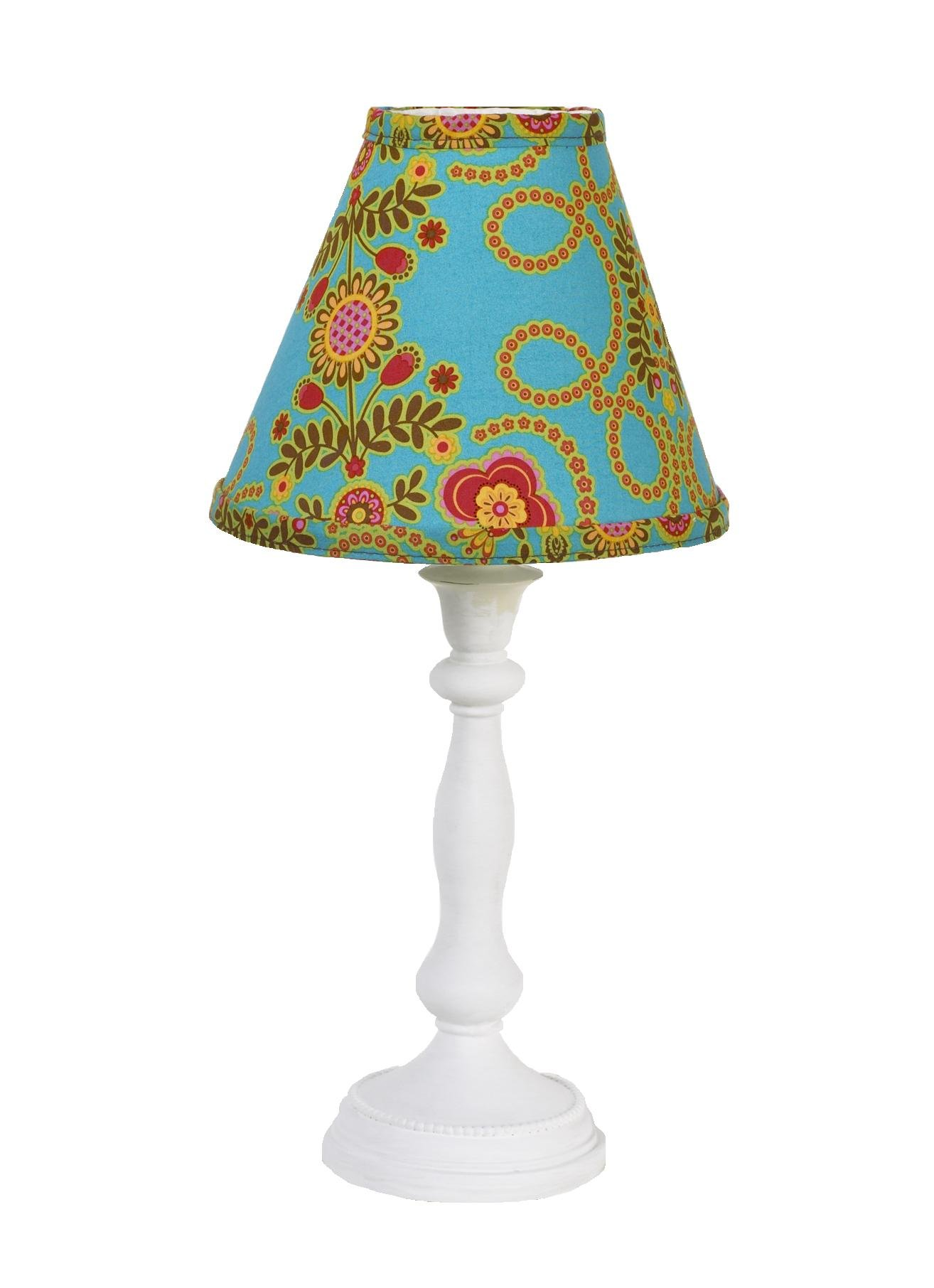 Cotton Tale Designs Gypsy Standard Lamp and Shade