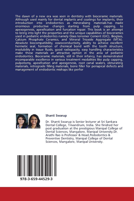 Bioceramics in Pediatric Endodontics by LAP LAMBERT Academic Publishing