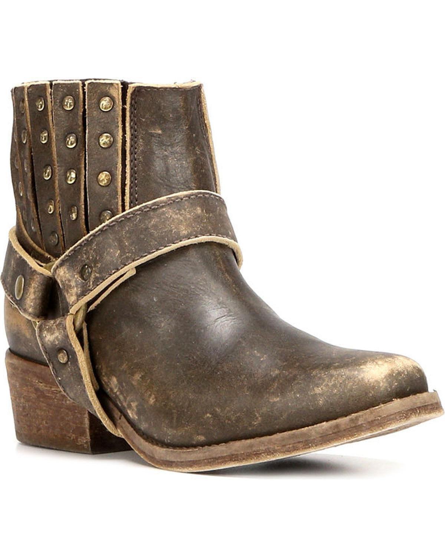 Corral Boots Womens P5037 B01M74C81N 8.5 B(M) US|Tan