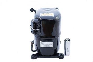 Kulthorn AW 5535EK-2 - Compresor de aire acondicionado, color negro: Amazon.es: Bricolaje y herramientas
