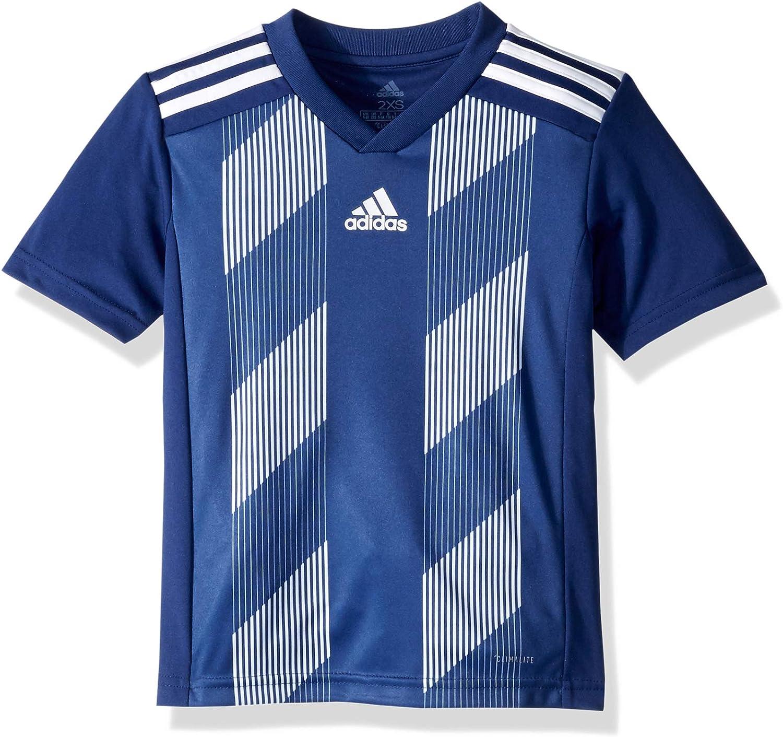 adidas Boys' Striped 19 Jersey