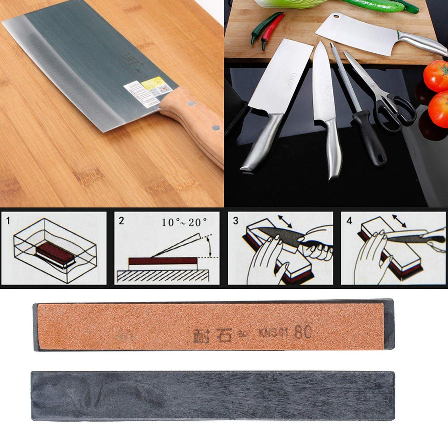 Polishing Grit Sharpener Stone Knife Sharpening Stone For ...