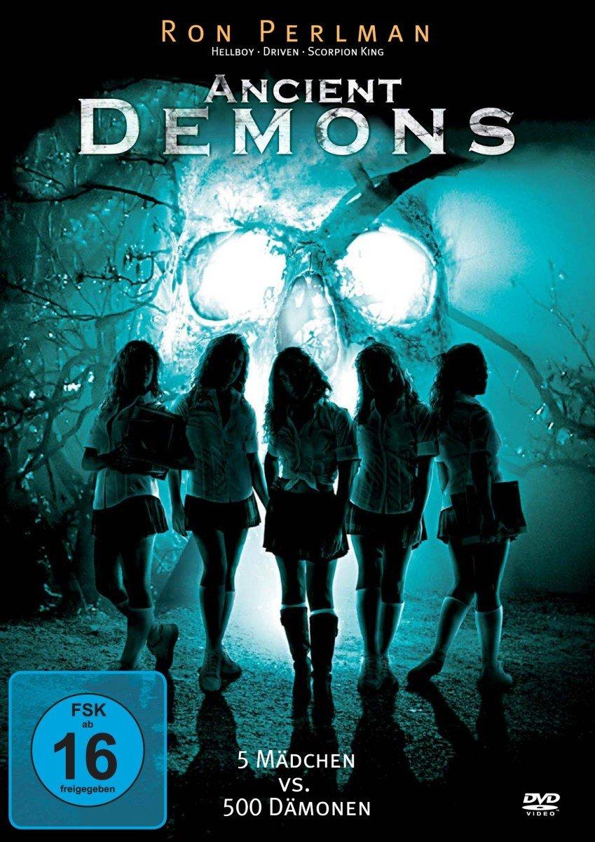 Ancient Demons [Alemania] [DVD]: Amazon.es: Ron Perlman ...