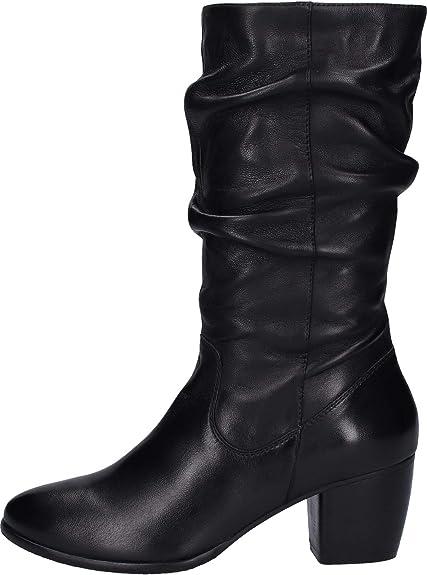 SPM 19149233 Damen Stiefel Schwarz, EU 41: : Schuhe