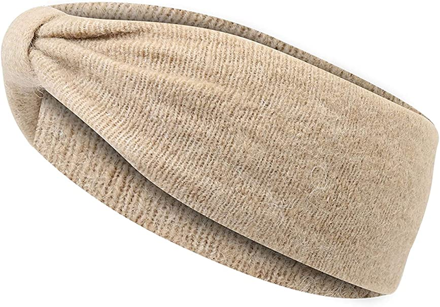 PIECES Damen Pcjosefine Wool Headband Noos Stirnband