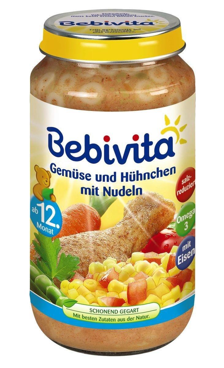 B.GEM.+HUEHN.+NUD.1052 250G Bebivita
