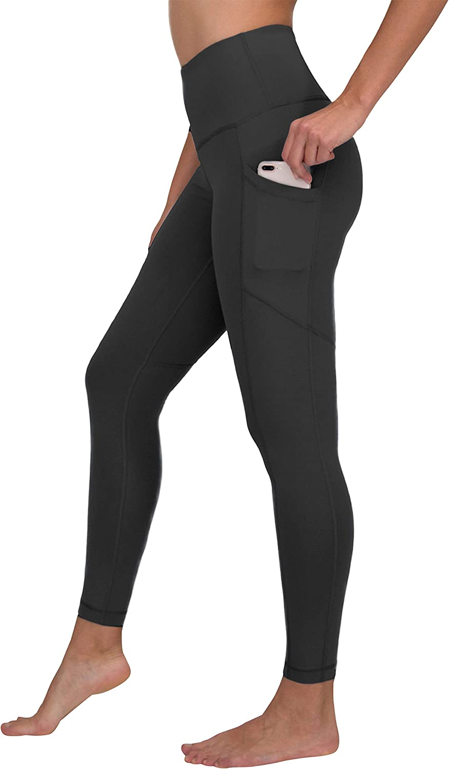90 Degree By Reflex Womens Power Flex Yoga Pants: Clothing