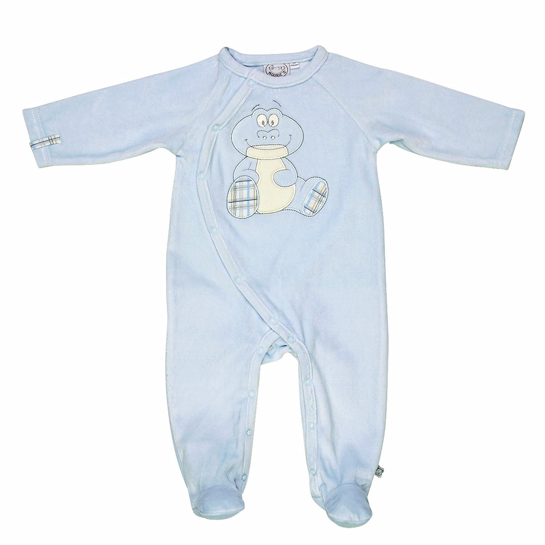 Noukies - Pijama para bebé, Talla 50 (0M) - Talla Alemana ...