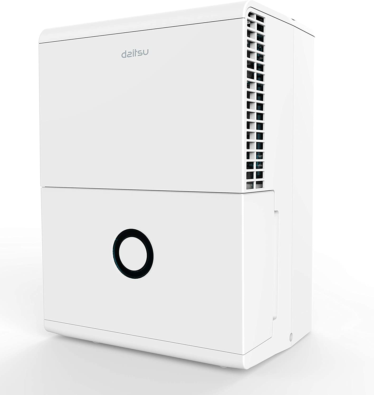 Daitsu ADDP-10 Deshumidificador Digital ELVEGAST 10L / Capacidad ...