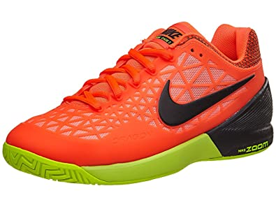 Image Unavailable. Image not available for. Color  Nike Zoom Cage 2 Hyper  Orange Black Lava Glow Volt Women s Tennis Shoes 8bca838745a
