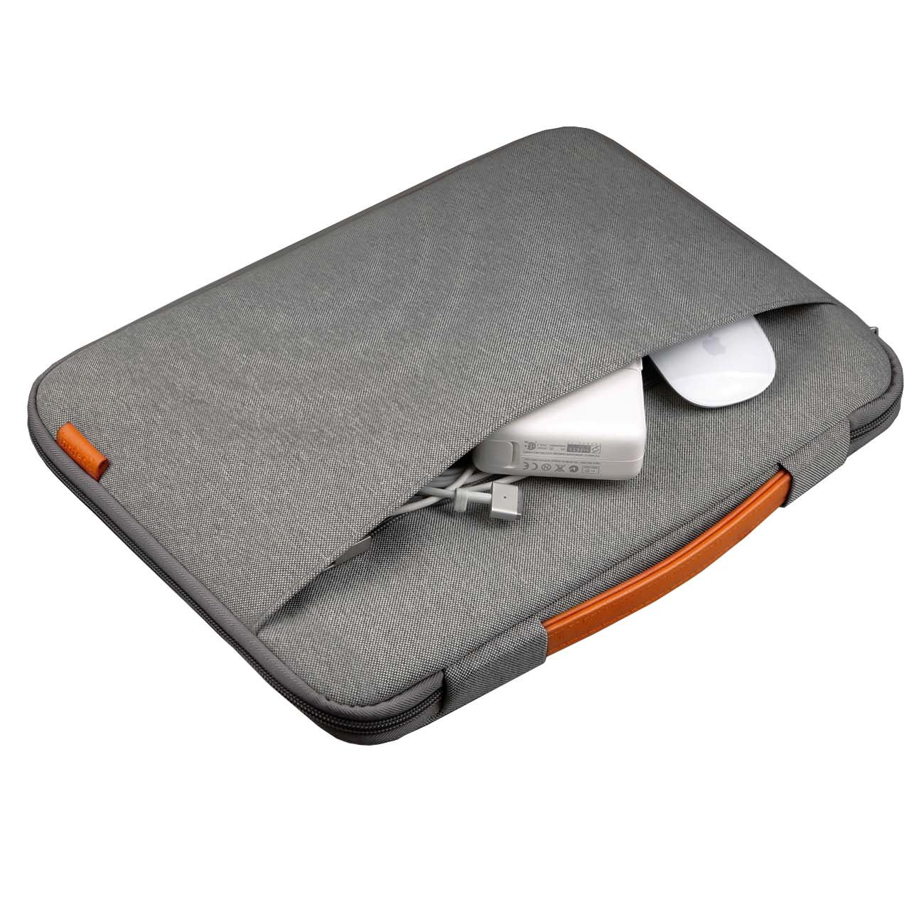 Inateck 15 154 Inch Laptop Sleeve MacBook Pro Retina Surface Book 2 Briefcase Bag For Ultrabook Netbook