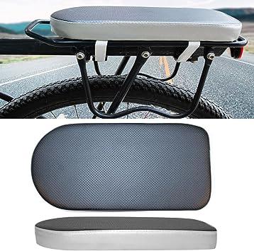 Coussin de siège arrière vélo Hunpta - Doux et confortable - Pour ...