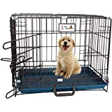 Jainsons Cage with Removable Tray, Black (18 Inch)