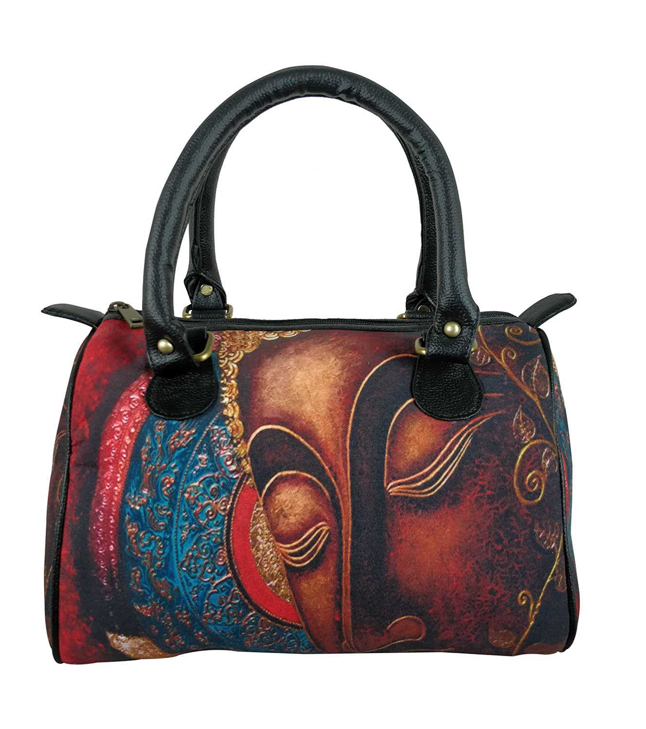 5bc6ab0061 Chelsey Chelsey Abstract designs Speedy Stylish handbags for women and girls   Amazon.in  Clothing   Accessories